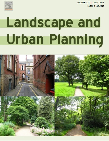 Cover Landscape Urban Planning