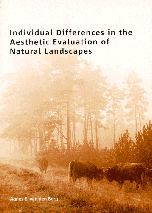 Individual differences in the aesthetic evaluation of natural landscapes